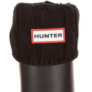 Hunter boot socks.  NWOT